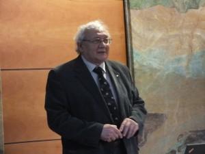 Kordos László korábbi INQUA MNB elnök